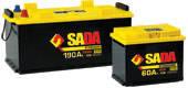 Аккумулятор 6СТ- 90Аз  SADA Standard