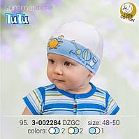 Шапка для мальчика арт. 3-002284