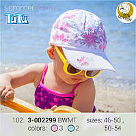 Модная бейсболка для девочки арт. 3-002299