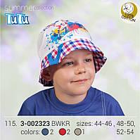 Панама для мальчика TuTu арт. 115.3-002323