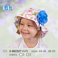 Панама для девочки арт. 3-002327