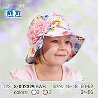 Панама для девочки из новой коллекции TuTu арт. 3-002329