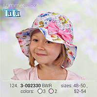 Модная панама для девочки арт. 3-002330