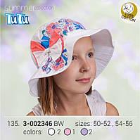 Панама для девочки арт. 3-002346