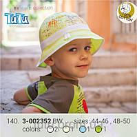 Модная панама для мальчика арт. 3-002352