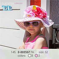 Модная шляпа для девочки арт.145. 3-002557
