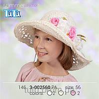Шляпа для девочки арт. 3-002560