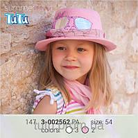 Шляпа для девочки арт. 3-002562