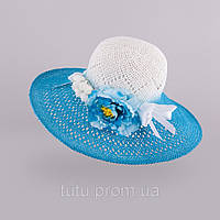 Шляпа для девочки TuTu арт.148. 3-002563