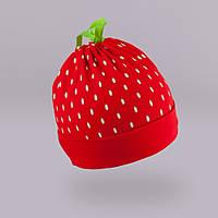Демисезонная шапка для девочки двухсторонняя TuTu арт. 3-002272(40-44, 44-48, 48-52)