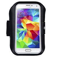"""Спортивный чехол Baseus Sports Armband для iPhone 6/6S/5/5s и др. до 5.0"""" (140x77x10mm)"""
