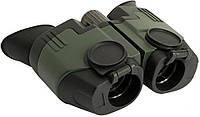 Sideview 10x21 (компактний, легкий, гумові накладки на окулярах, кришки eclipse)  Yukon