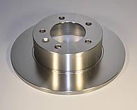 Тормозные диски задние (комплект 2 шт) на Renault Master III 2010-> —  Renault (Оригинал) - 432000367R