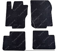 Резиновые коврики Мерседес МЛ 166 (коврики на Mercedes Ml 166 комплект 4 шт)