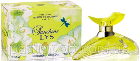 Sunshine Lys Marina de Bourbon EDT 50 ml туалетна вода (оригінал оригінал Франція)