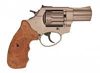 "Револьвер под патрон Флобера STALKER 2,5"" коричн. рук."