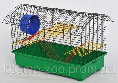 Клетка для средних грызунов Биг Вагон Лори