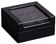Шкатулка для часов на 6 отделений Rothenschild RS-806-6-BB