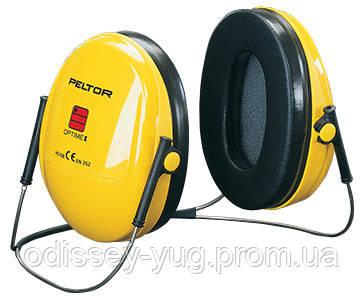 Наушники 3M™ Peltor™ Optime™ I  c затылочным оголовьем (H510B-403-GU.