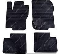 Резиновые коврики Мерседес GL 164 в салон (коврики на Mercedes GL 164)