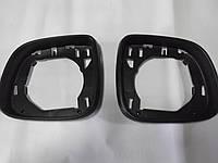 Комплект рамок переднего зеркала черная T6 09-