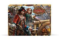 Игра средняя настольная Сокровища карибских пиратов, DT G 54