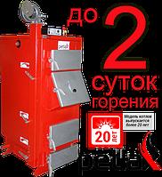 Котел твердотопливный Petlax EKT-1 длительного горения (Вихлач, Украина)