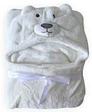 Плед-полотенце с капюшоном , фото 3