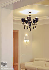 «Apartment in NOVOPECHERSKI LYPKY COMPLEX». 5