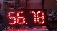 """Светодиодное табло """"Ценовой модуль для АЗС"""", фото 1"""