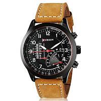 Часы для стильных мужчин CURREN, механические часы