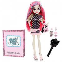 Кукла Monster High Рошель Гойл (Rochelle Goyle) из серии Ночная жизнь Монстр Хай