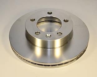 Тормозной диск передний на Renault Master III 2010-> —  Renault (Оригинал) - 8200688880