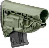 Приклад FAB Defense Survival Buttstock для АК, без адаптера ц:olive drab