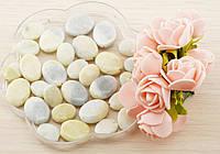 Бусины из натурального камня 56 (10грамм) от 16 до 20мм(товар при заказе от 500грн)