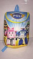 Рюкзак robocar poli детский рюкзак Поли Робокар