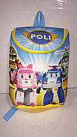Рюкзак robocar poli детский рюкзак Поли Робокар, фото 1