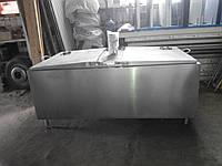 Охладитель молока открытого типа Lister 1000 л.