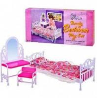 """Детская мебель для кукол """"Спальня"""" ТМ Gloria, G 9314"""
