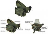 Сумка Leapers мультифункциональная ц:зеленый