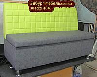 Диван  Кубик с ящиком 150х600х900мм, фото 1