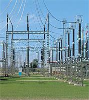 Строительство электроподстанций и линий среднего напряжения 6-110кВ