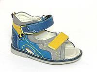 Обувь летняя для мальчика Шалунишка арт.TS-5699 (Размеры: 20-25)