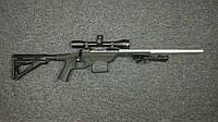 Ложа MDT LSS-XL для Rem700,SA, алюм, черн/909079