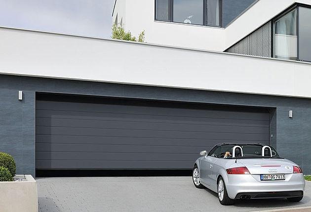 Ворота гаражные секционные Акция Hörmann 2019