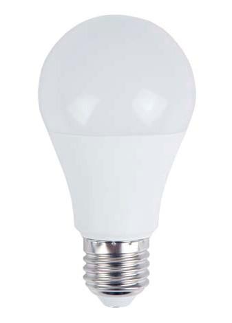 Лампа светодиодная Delux BL60 15w  E27 4100К (аналог: 150w лампа накаливания)