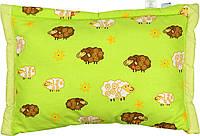 Подушка шерсть, 40х60 см