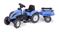 Трактор Педальный с Прицепом 2050C