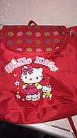 Рюкзак красный kitty