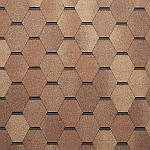 Битумная черепица Tegola Super Mosaic (Тегола Супер Мозаик), фото 2